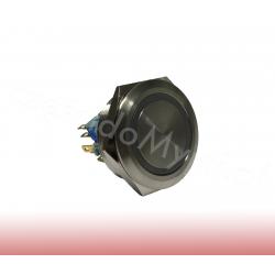 Przycisk Mechaniczny LED 30mm Czerwony