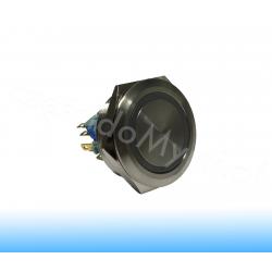 Przycisk Mechaniczny LED 30mm Niebieski