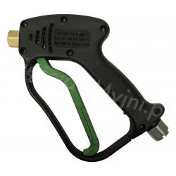 Pistolet MTM Aura zielony, bez obrotówki