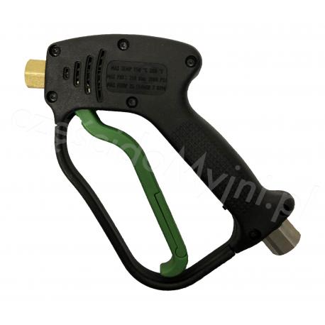 Pistolet MTM Aura zielony, obrotowy